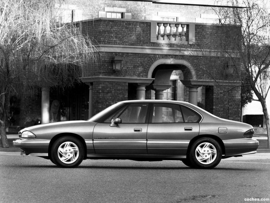 Foto 6 de Pontiac Bonneville SE 1992