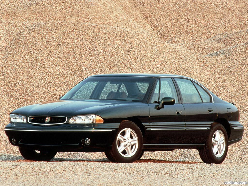 Foto 0 de Pontiac Bonneville SE 1996