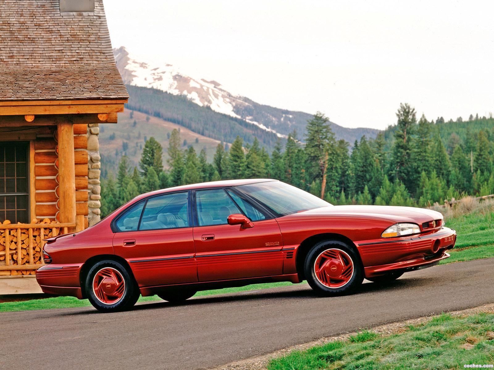 Foto 0 de Pontiac Bonneville SSEi 1992