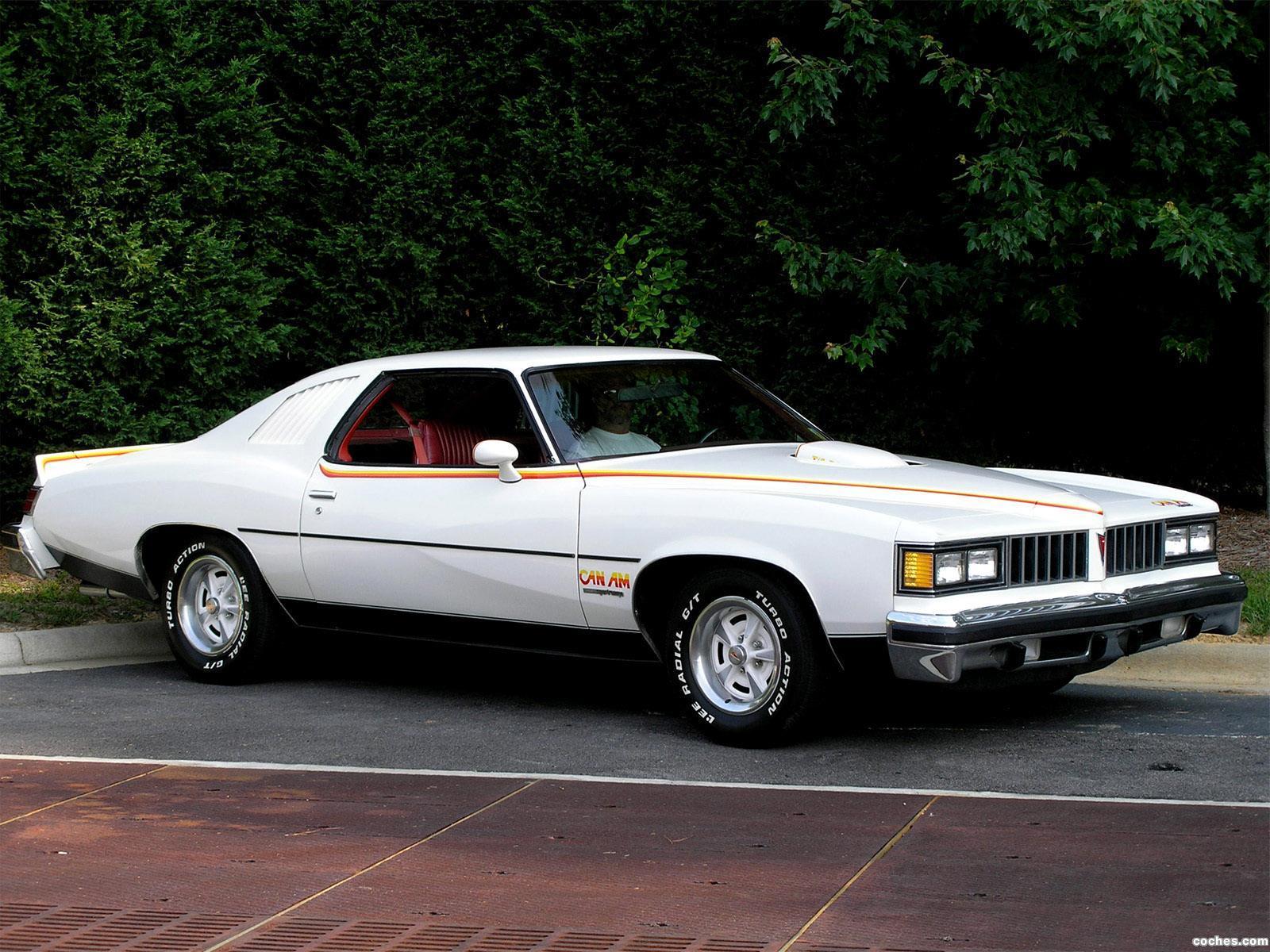Foto 0 de Pontiac Can-Am 1977