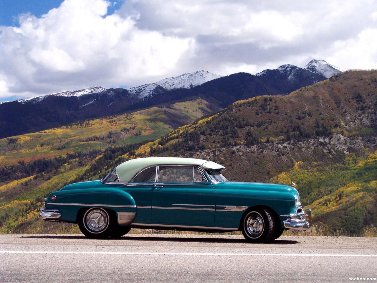 de Pontiac catalina 1950