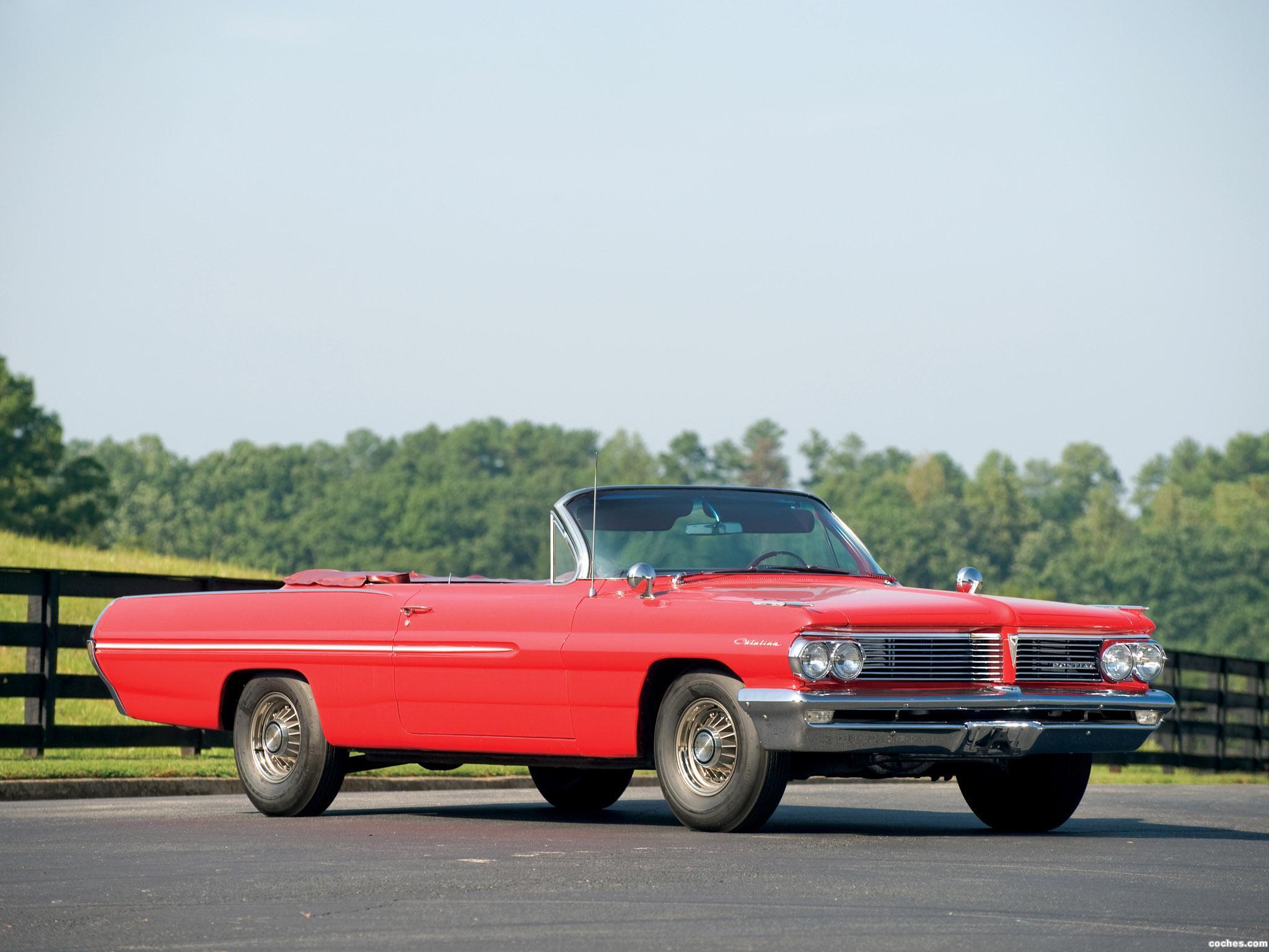 Foto 0 de Pontiac Catalina Convertible 1962