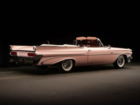 Ver foto 2 de Pontiac Catalina Convertible Pink Lady by Harly Earl 1959