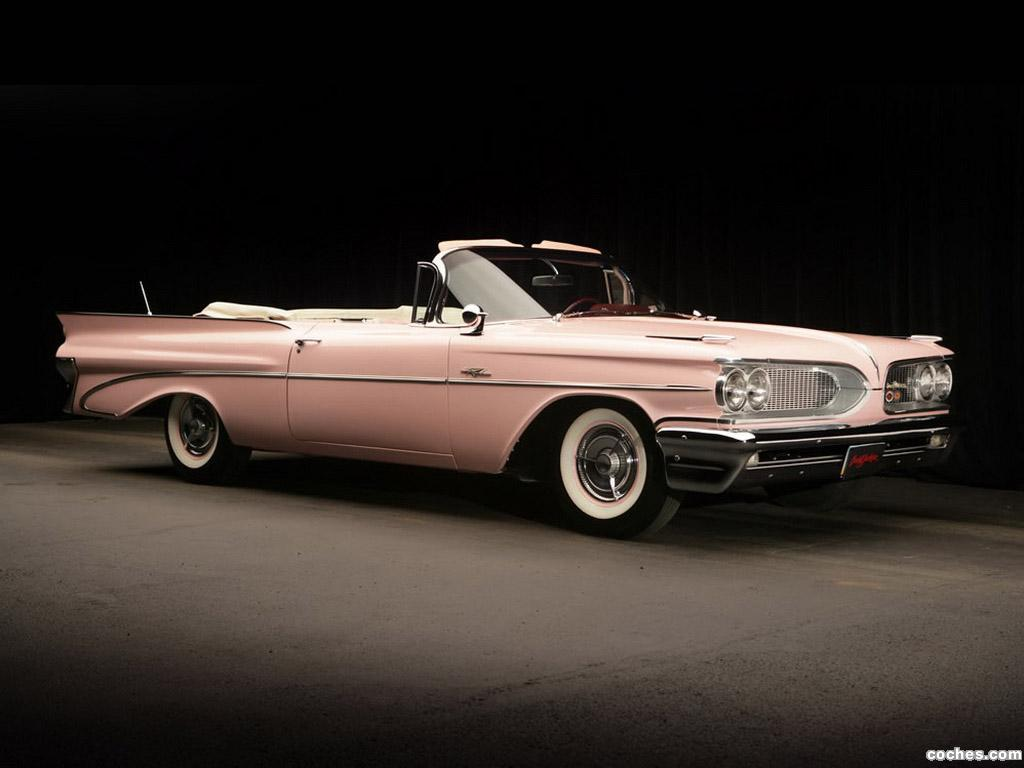 Foto 0 de Pontiac Catalina Convertible Pink Lady by Harly Earl 1959