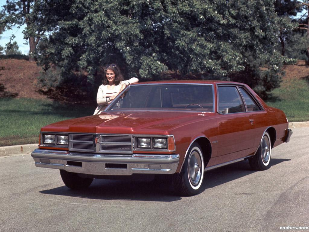 Foto 0 de Pontiac Catalina Coupe K35 1977