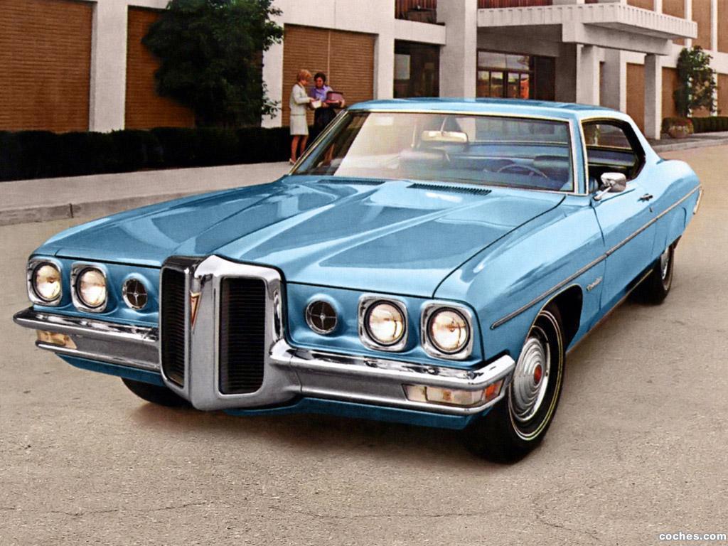 Foto 0 de Pontiac Catalina Hardtop Coupe 1970