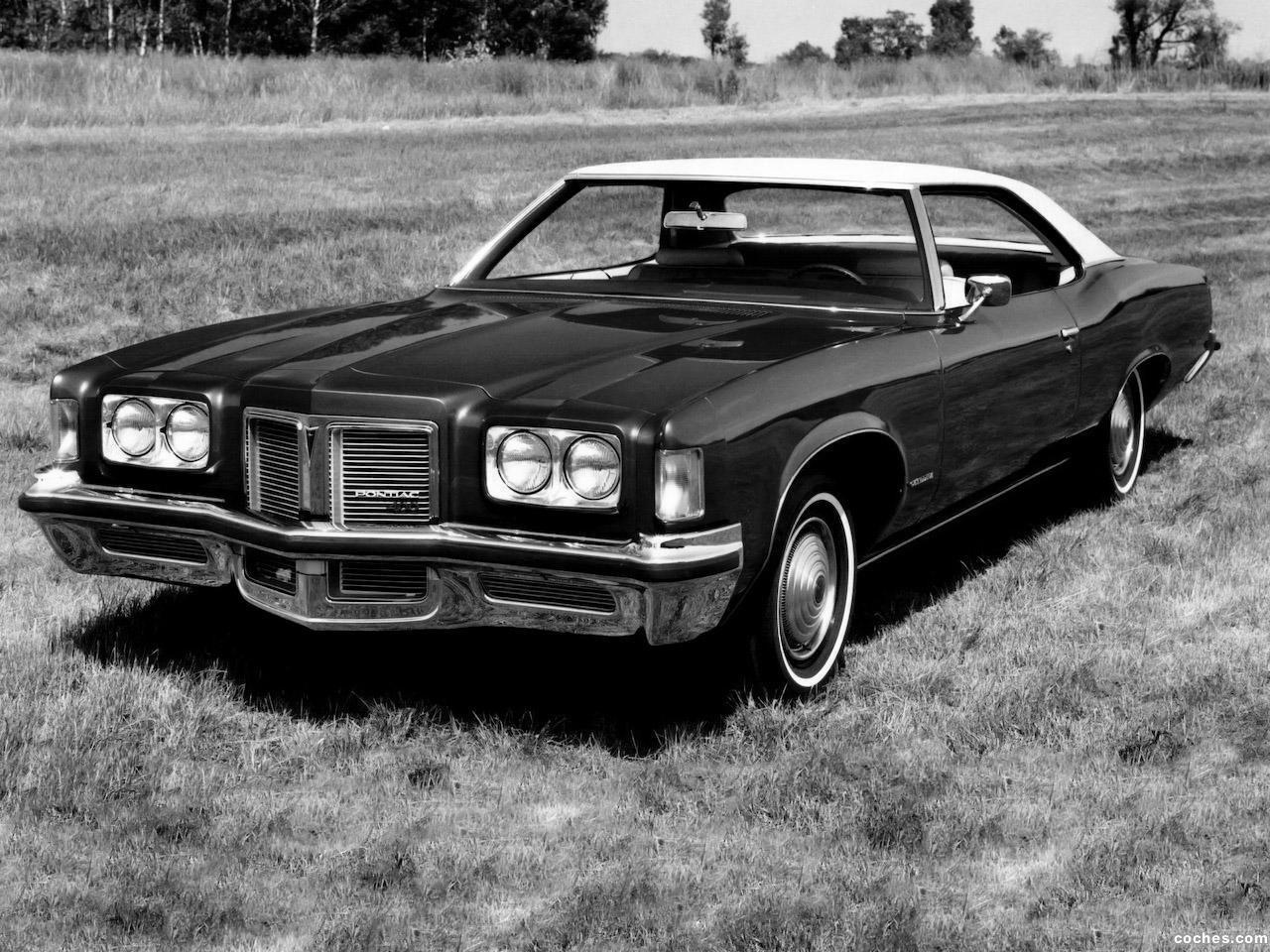 Foto 0 de Pontiac Catalina Hardtop Coupe L57 1972