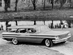 Fotos de Pontiac Catalina Safari 1960