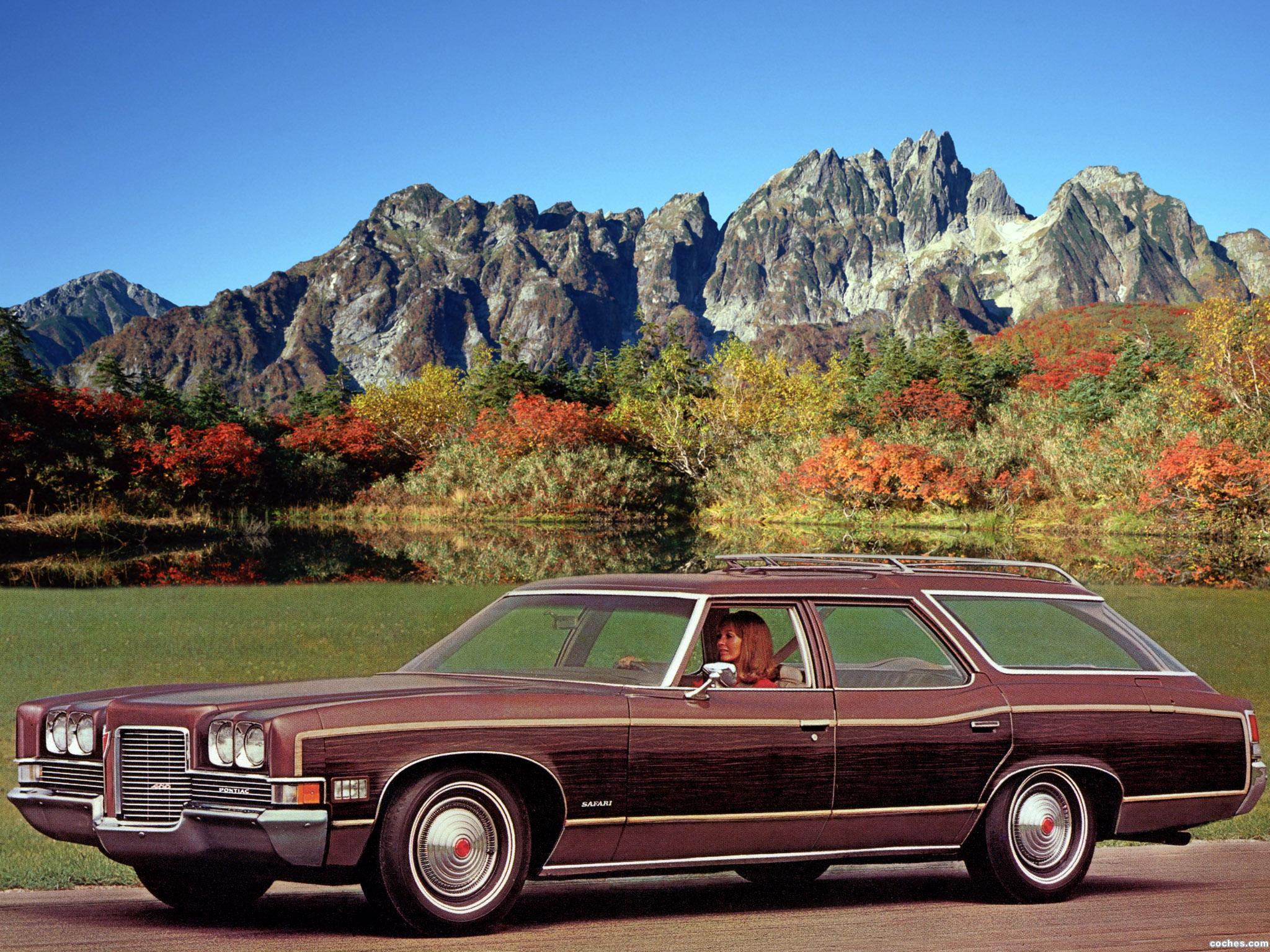 Foto 0 de Pontiac Catalina Safari 1971