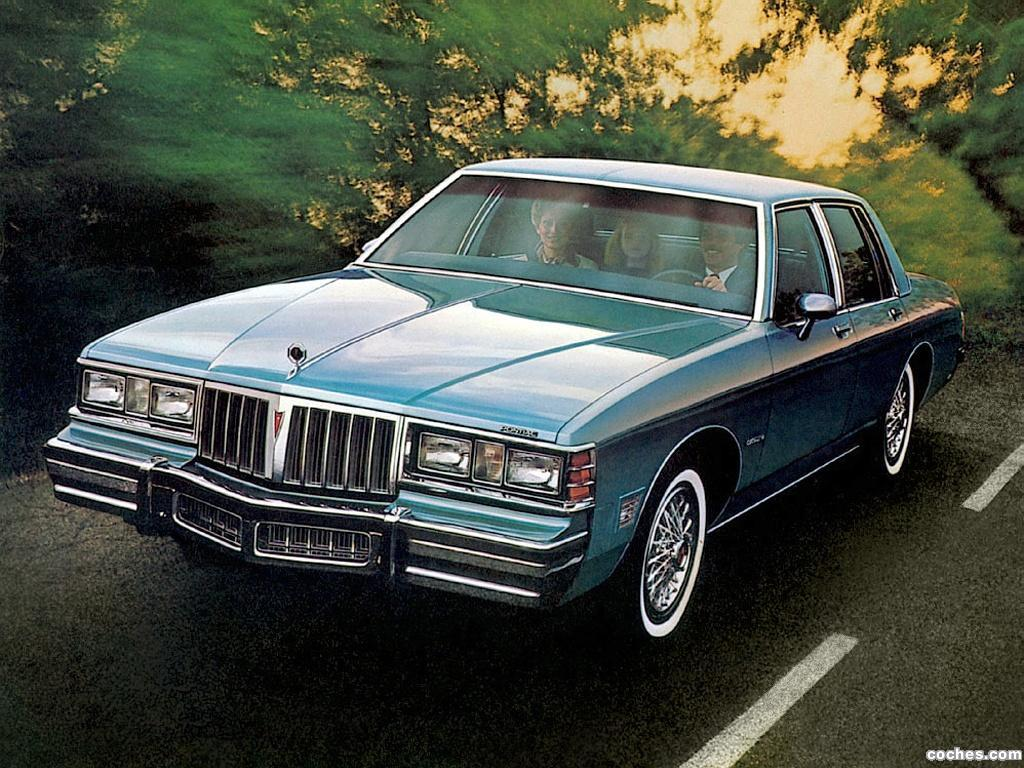 Foto 0 de Pontiac Catalina Sedan L69 1980