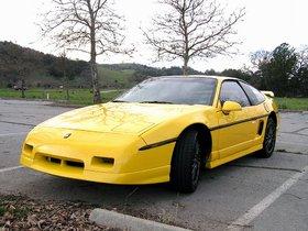 Ver foto 1 de Pontiac Fiero 1984