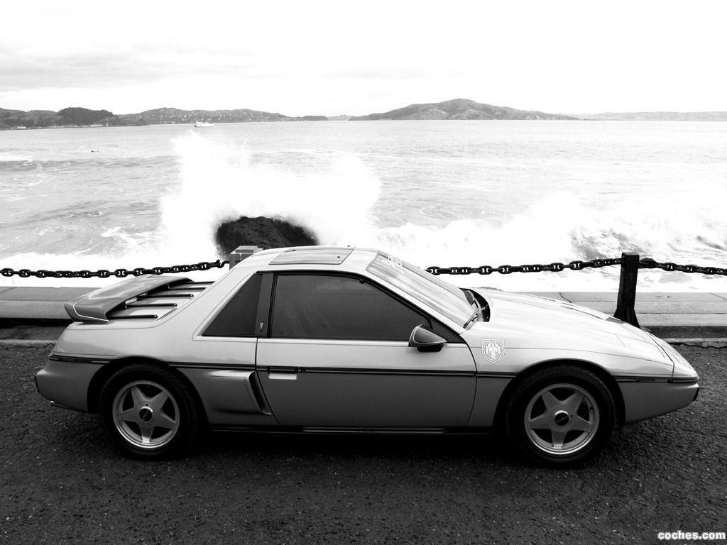Foto 5 de Pontiac Fiero 1984