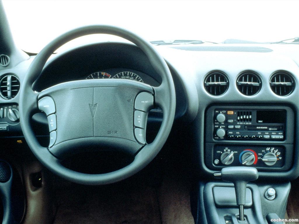 Foto 8 de Pontiac Firebird 1993