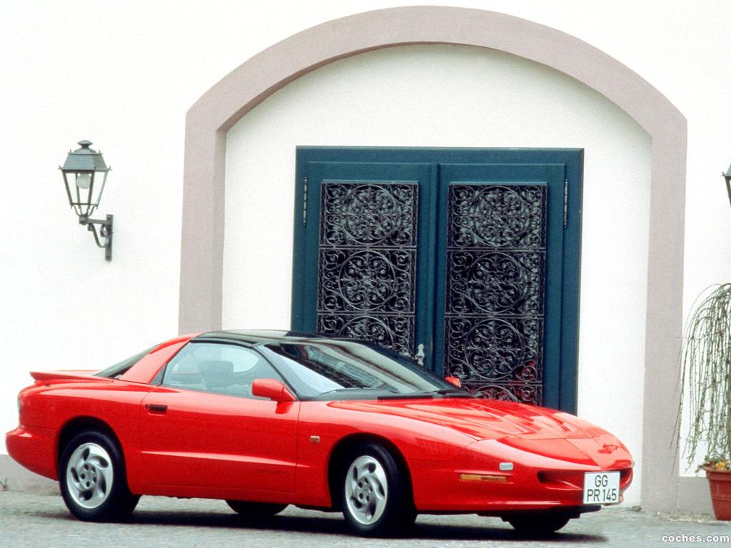 Foto 2 de Pontiac Firebird 1993
