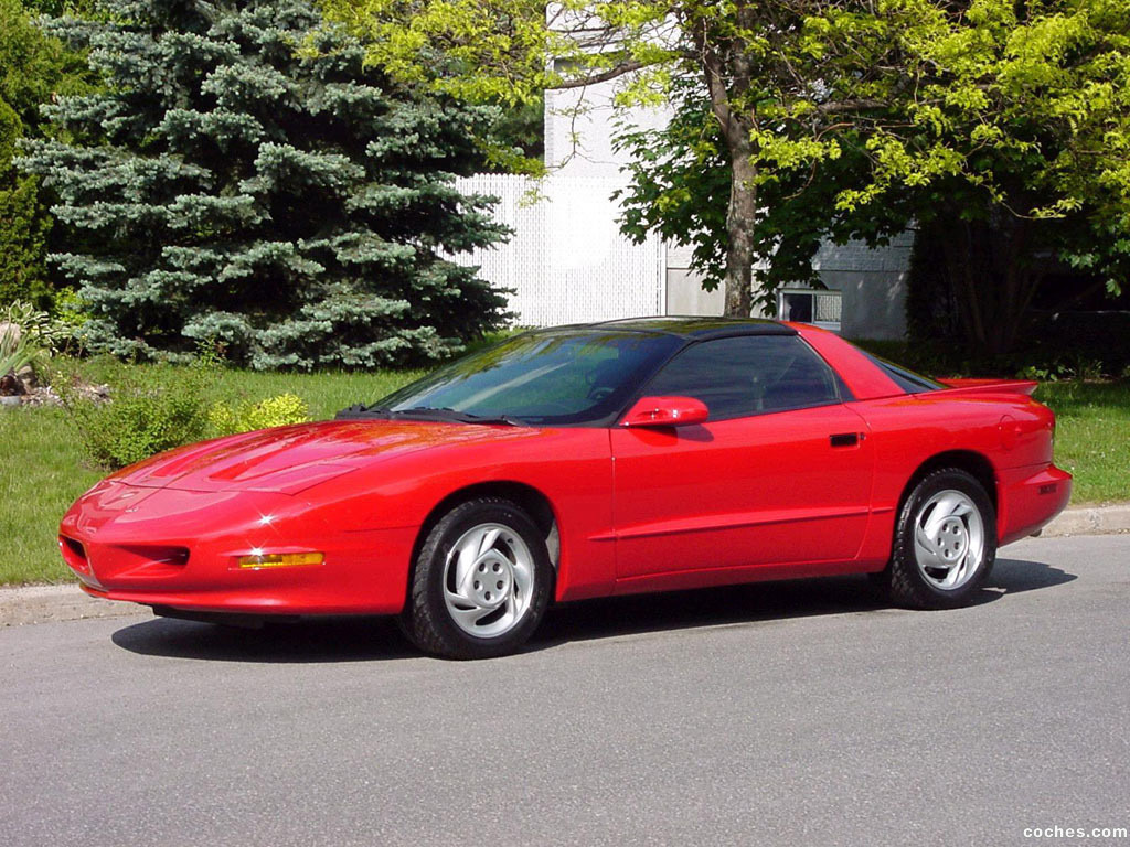 Foto 0 de Pontiac Firebird 1993