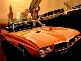 Ver foto 2 de Pontiac Firebird 400 Convertible 1969