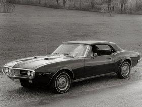 Ver foto 4 de Pontiac Firebird Convertible 1967