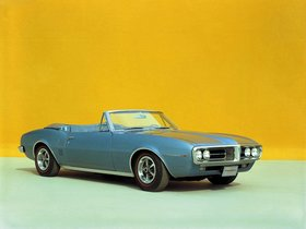 Ver foto 3 de Pontiac Firebird Convertible 1967