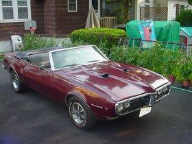 Ver foto 2 de Pontiac Firebird Convertible 1967