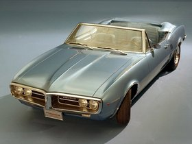 Fotos de Pontiac Firebird Convertible 1967