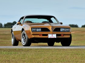 Ver foto 10 de Pontiac Firebird Esprit 1977