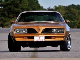 Ver foto 6 de Pontiac Firebird Esprit 1977