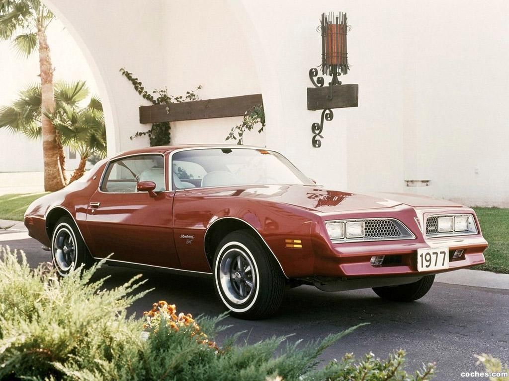 Foto 0 de Pontiac Firebird Esprit 1977