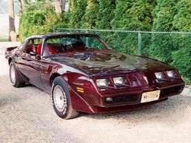 Ver foto 3 de Pontiac Firebird Formula 1980