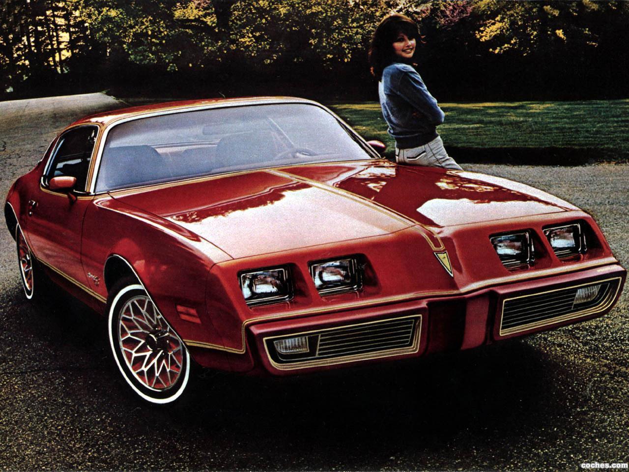 Foto 0 de Pontiac Firebird Formula 1980