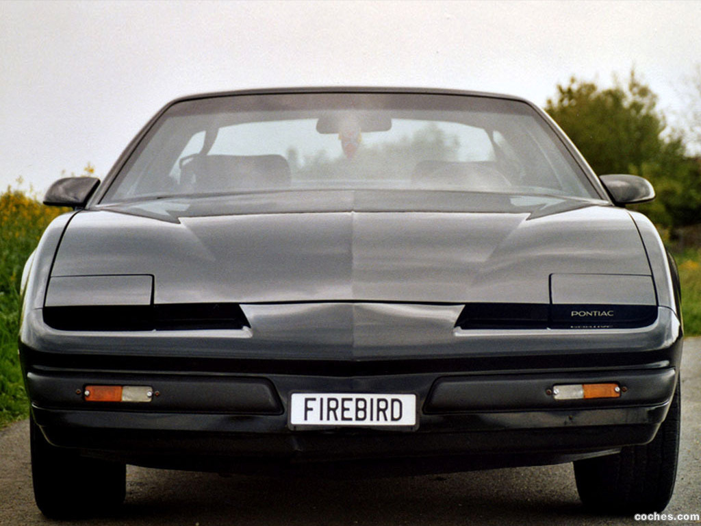 Foto 1 de Pontiac Firebird Formula 350 1987