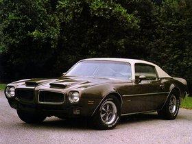 Ver foto 1 de Pontiac Firebird Formula 400 1970