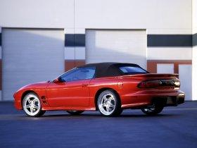 Ver foto 2 de Pontiac Firebird Raptor Concept 2001