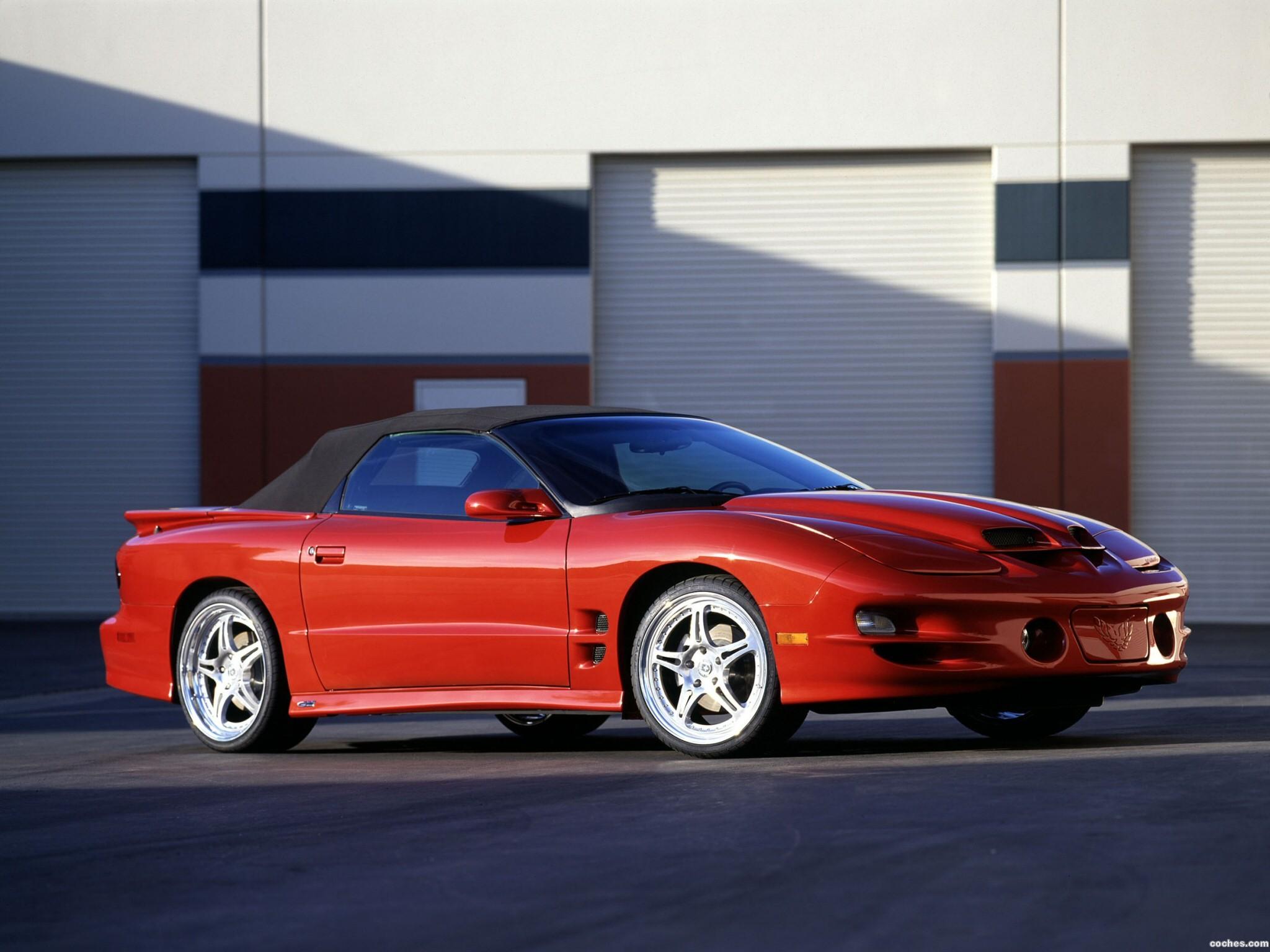 Foto 0 de Pontiac Firebird Raptor Concept 2001