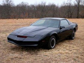Ver foto 1 de Pontiac Firebird Trans Am KITT 1982