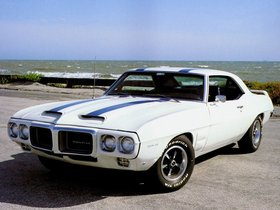 Fotos de Pontiac Firebird Trans Am 1969