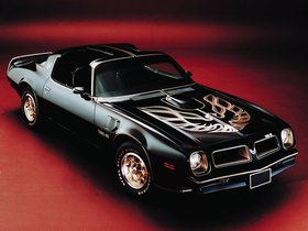 Ver foto 4 de Pontiac Firebird Trans Am 1974
