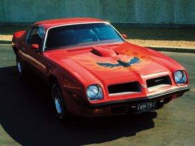 Ver foto 3 de Pontiac Firebird Trans Am 1974