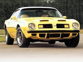 Ver foto 1 de Pontiac Firebird Trans Am 1974