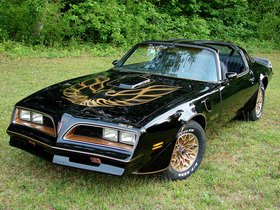 Fotos de Pontiac Firebird Trans Am