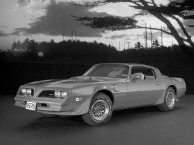 Ver foto 8 de Pontiac Firebird Trans Am 1977