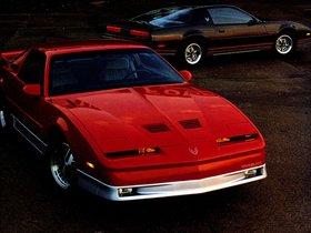 Ver foto 4 de Pontiac Firebird Trans Am 1985