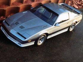 Ver foto 2 de Pontiac Firebird Trans Am 1985
