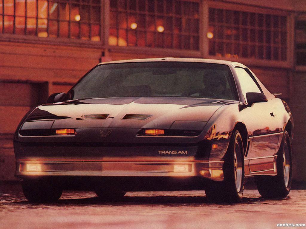 Foto 0 de Pontiac Firebird Trans Am 1985