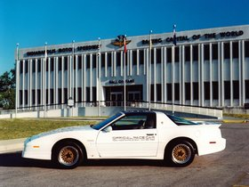 Ver foto 6 de Pontiac Firebird Trans Am 20th Anniversary Indy 500 Pace Car 1989