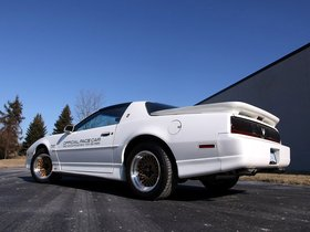 Ver foto 3 de Pontiac Firebird Trans Am 20th Anniversary Indy 500 Pace Car 1989