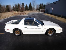 Ver foto 2 de Pontiac Firebird Trans Am 20th Anniversary Indy 500 Pace Car 1989