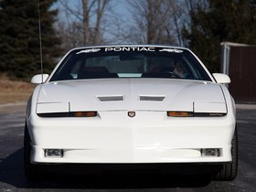 Ver foto 1 de Pontiac Firebird Trans Am 20th Anniversary Indy 500 Pace Car 1989