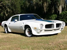 Fotos de Pontiac Firebird Trans Am 455 1970