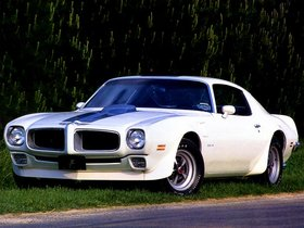 Ver foto 5 de Pontiac Firebird Trans Am 455 1970