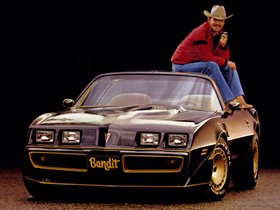 Ver foto 1 de Pontiac Firebird Trans Am Bandit 1981